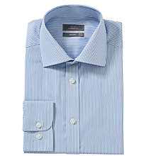 Buy John Lewis XS Sleeves Bengal Stripe Shirt Online at johnlewis.com
