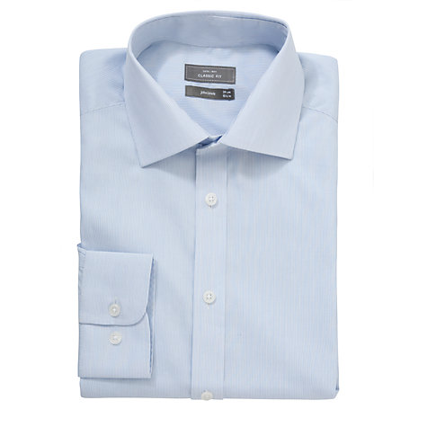 Buy John Lewis Hairline Stripe Shirt Online at johnlewis.com