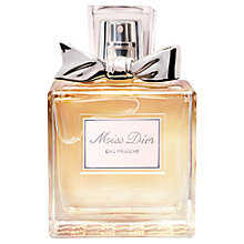 Buy Dior Miss Dior Eau Fraîche Eau de Toilette Online at johnlewis.com