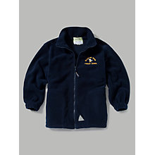 Buy Blacklow Brow Primary School Unisex Fleece, Navy Online at johnlewis.com