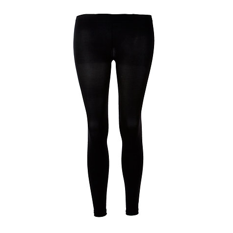 Buy John Lewis 90 Denier Leggings, Black Online at johnlewis.com