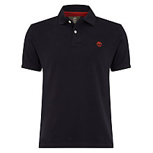 Buy Timberland Plain Logo Polo Shirt Online at johnlewis.com