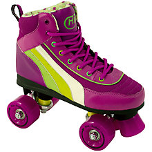 Buy Stateside Skates Rio Roller Skates, Purple Online at johnlewis.com