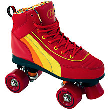 Buy Stateside Skates Rio Roller Skates, Red Online at johnlewis.com