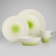 Buy Designers Guild Saraille Lime Tableware Online at johnlewis.com