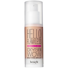 Buy Benefit Hello Flawless Oxygen Wow SPF25 PA+++ Online at johnlewis.com