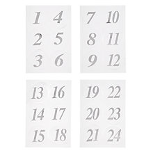 Buy John Lewis Table Numbers Online at johnlewis.com