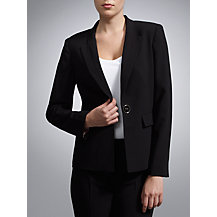 COLLECTION by John Lewis Tailored Suit, Black