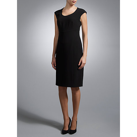 Buy COLLECTION by John Lewis Samantha Dress, Black Online at johnlewis.com