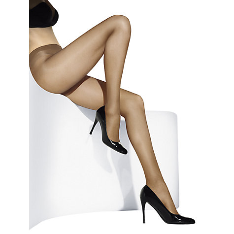 Buy Wolford Perfectly Gobi Tights, Brown Online at johnlewis.com
