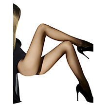 Buy Wolford Individual Tights, Brown Online at johnlewis.com