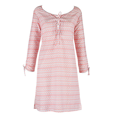 Buy Allegra Hicks for John Lewis Short Silk Kaftan Online at johnlewis.com