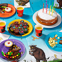 Gruffalo Party Range