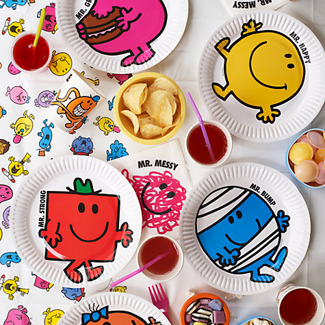 Buy Mr Men Party Online at johnlewis.com