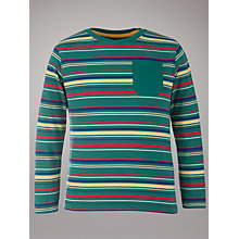 Buy John Lewis Boy Striped Top Online at johnlewis.com