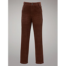 Buy John Lewis Boy Cord Slim Leg Trousers Online at johnlewis.com