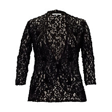 Buy Chesca Cornelli Jacket, Black Online at johnlewis.com