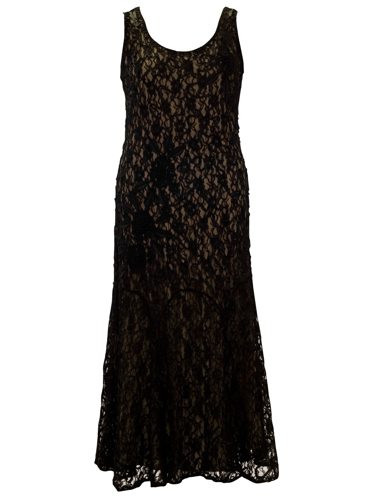 chesca cornelli dress with contrast lining black/champagne, chesca, cornelli, dress, contrast, lining, black/champagne, 24|16|20|18|22|14|12, women, plus size, womens dresses, party outfits, evening gowns, 331777