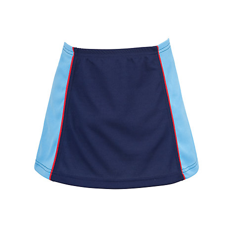 Buy Sherbourne House School Girls' Games Skort, Blue Online at johnlewis.com