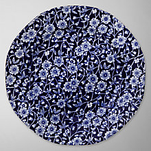 Buy Burleigh Blue Calico Plates Online at johnlewis.com