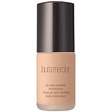 Buy Laura Mercier Oil Free Suprême Foundation Online at johnlewis.com