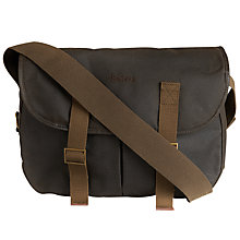 Buy Barbour Thornproof Tarras Bag Online at johnlewis.com