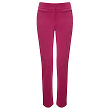 Buy COLLECTION by John Lewis Ponte Slim Leg Trousers Online at johnlewis.com