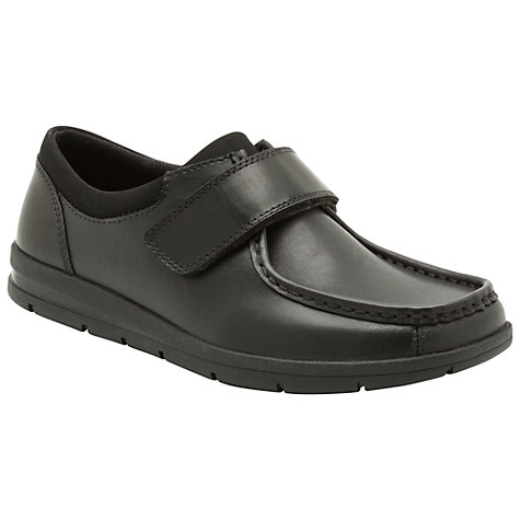 Buy Clarks Ashcroft Shoes, Black Online at johnlewis.com