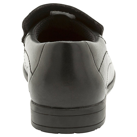 Buy Clarks Greinton Shoes, Black Online at johnlewis.com