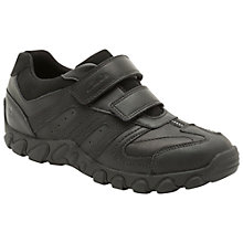 Buy Clarks Jack Reflect Shoes, Black Online at johnlewis.com