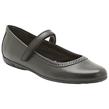 Buy Clarks No Glitter Shoes, Black Online at johnlewis.com