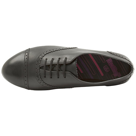 Buy Clarks No Ties Shoes, Black Online at johnlewis.com
