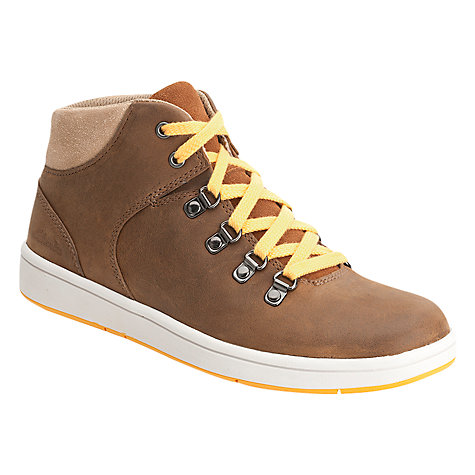 Buy Clarks Rayan Hiker Boots, Brown Online at johnlewis.com