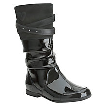 Buy Clarks Dolly Ruby Boots, Black Online at johnlewis.com