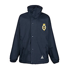 Buy The Mountbatten School Unisex Reversible Jacket, Navy Online at johnlewis.com
