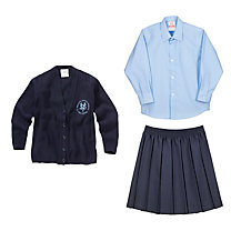 St Vincent's Catholic Primary School Girls' Years 1 - 6 Winter Uniform