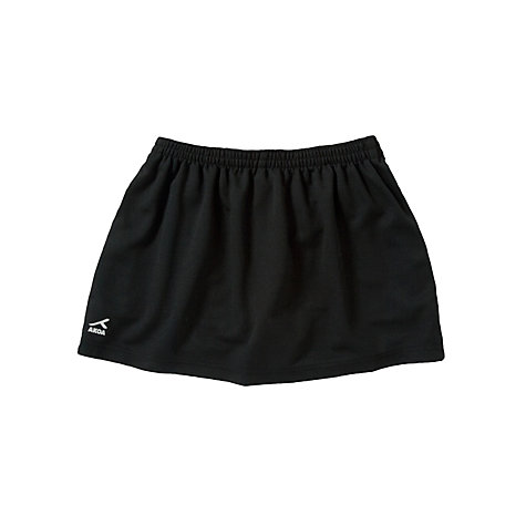 Buy School Girls' Games Skort, Black Online at johnlewis.com