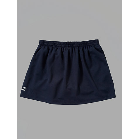 Buy School Girls' Games Skort, Navy Online at johnlewis.com