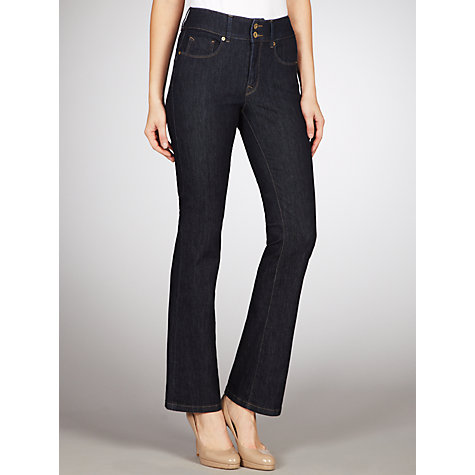 Buy Salsa Secret Push-In Bootcut Jeans, Indigo Online at johnlewis.com