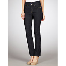 "Buy Salsa Secret Push-In Slim Leg Jeans, L30"" Online at johnlewis.com"