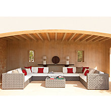 Buy Gloster Linea Modular Waterproof Outdoor Furniture Online at johnlewis.com