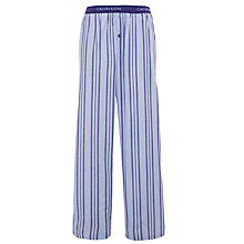 Buy Calvin Klein Woven Lounge Pant Online at johnlewis.com