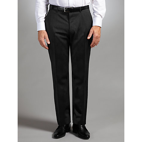 Buy John Lewis Smart Trousers, Black Online at johnlewis.com