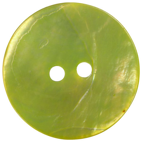 Buy John Lewis Shell Buttons, 18mm, Pack of 3 Online at johnlewis.com