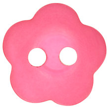 Buy John Lewis Jelly Flower Buttons, Pack of 3 Online at johnlewis.com