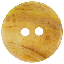 Buy John Lewis Shell Buttons, Pack of 2, Natural Online at johnlewis.com