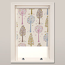 Buy John Lewis Magic Trees Blackout Roller Blinds Online at johnlewis.com