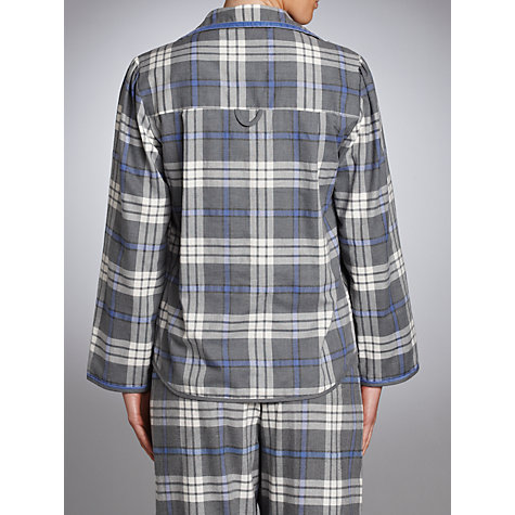 Buy Cyberjammies Oyster Pyjama Top, Grey Online at johnlewis.com