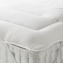 Buy Devon Duvets British Wool Mattress Toppers Online at johnlewis.com