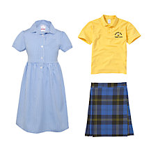 Blacklow Brow Primary School Girls' Uniform